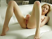 A solo scene of such a beautiful hotty like Camila is, leaves plenty of scope for joy for these who have imagination... It's a true joy of watching such an awesome hottie playing with her excited pussy...